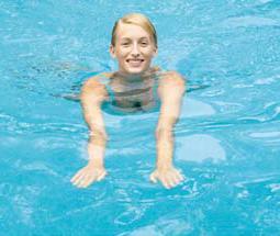 Schwimmerlernung f. Erwachsene