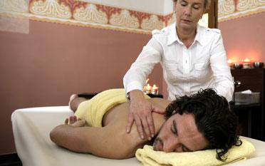 Jugendstilbad massage